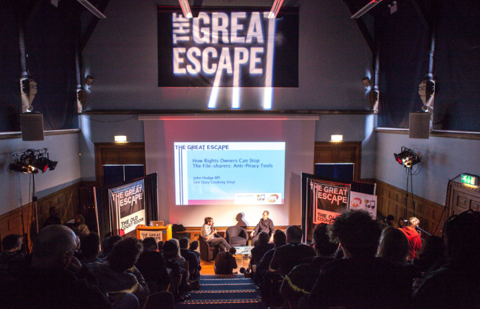 ABOUT THE GREAT ESCAPE CONVENTION