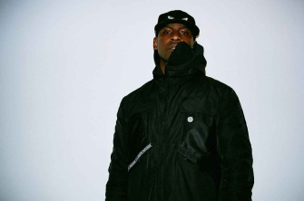 Record shopping with Skepta
